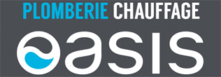 Logo Plomberie Chauffage Oasis
